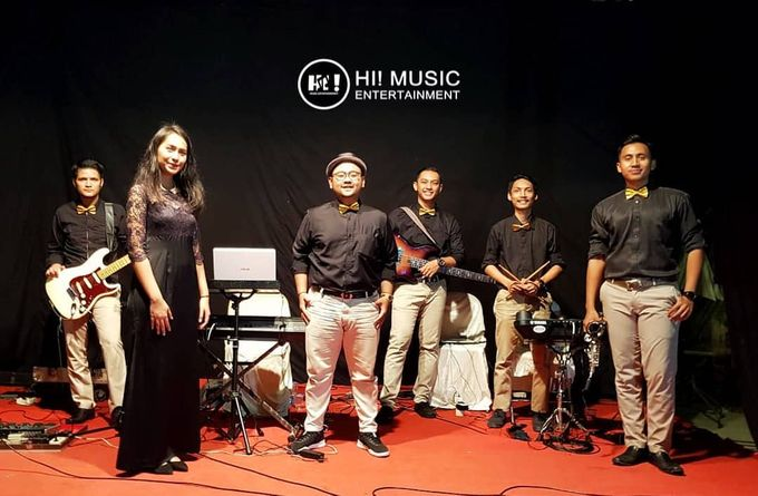 Wedding Reception Events (The Band) by Hi! Music Entertainment - 030
