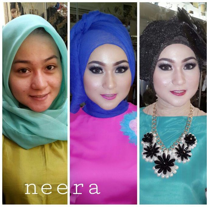 Makeup Portfolio by Neera Muslimah Make Up - 012