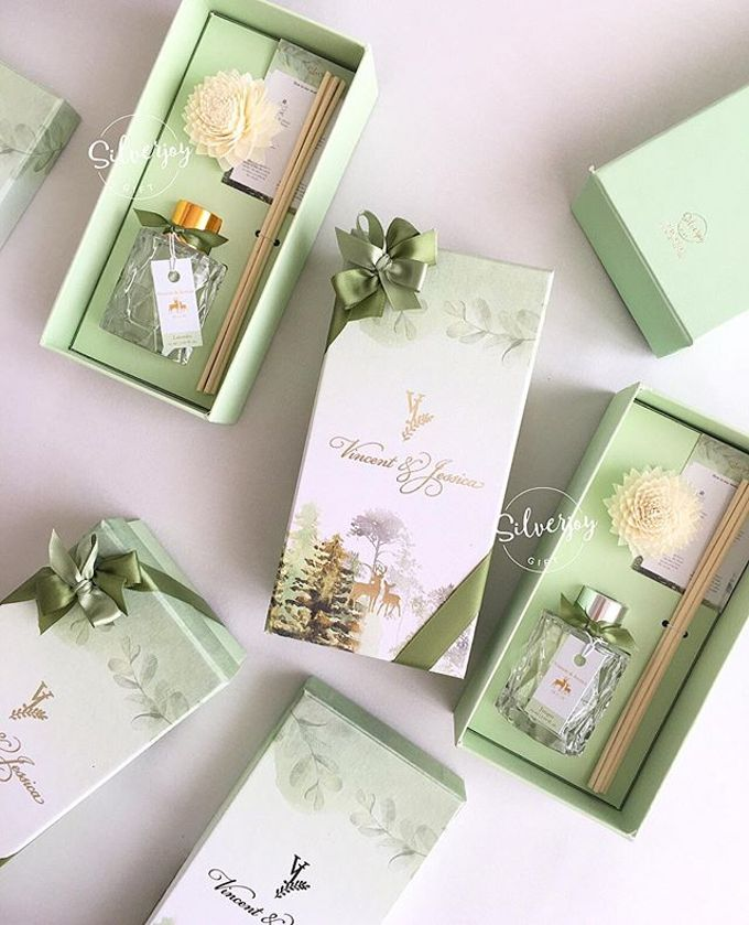 The Wedding of Vincent & Jessica by Silverjoy Gift - 001