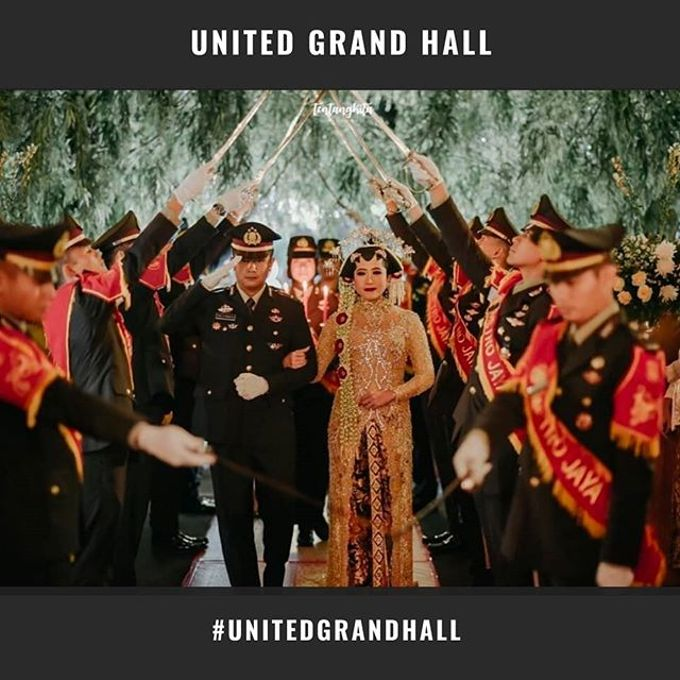 AYU & NOVIT WEDDING by United Grand Hall - 005