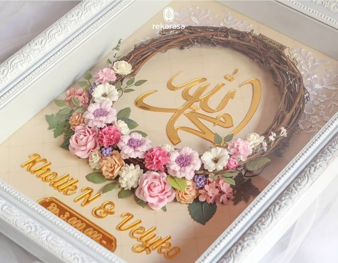 Mahar Wreath Rustic by Rekarasa Studio (Mahar) - 005