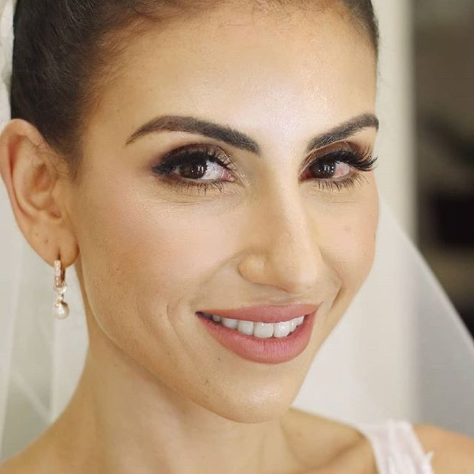Bridal Look by Charlotte Sunny - 001