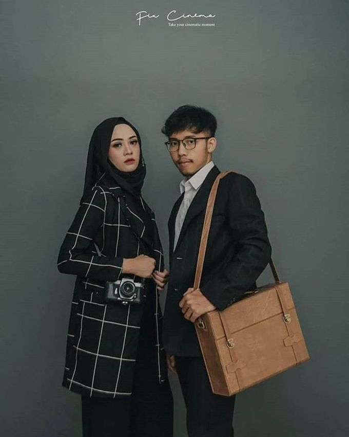 Pre wedding Inka & Abran by Blanca Studio - 003