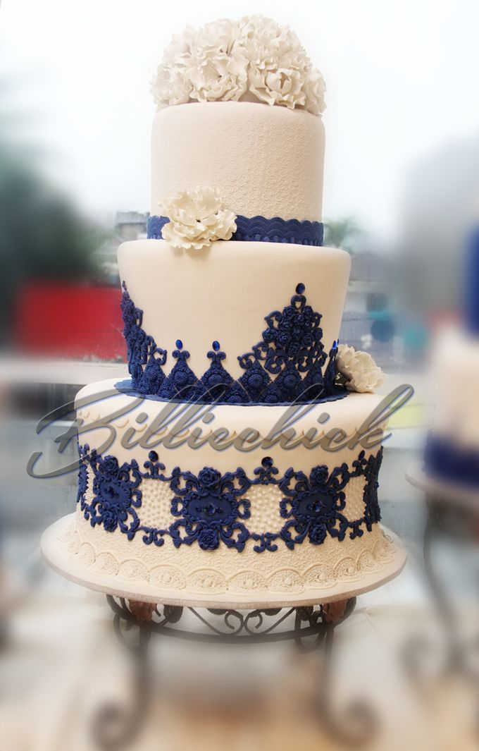 Color of 3 tier by Billiechick Indonesia - 004