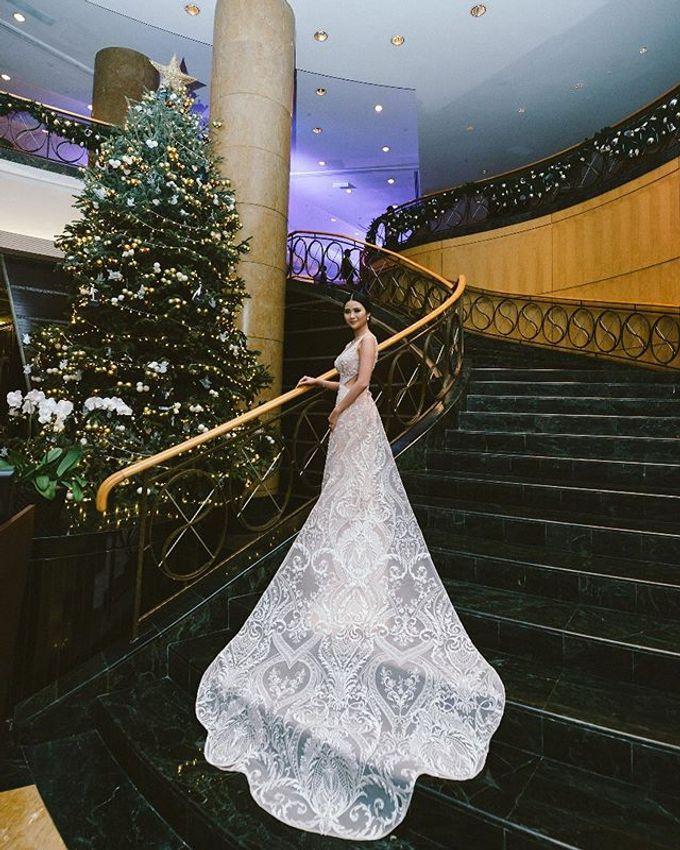 Mun Kah Loon & Bella Wedding by Sisca Zh - 003