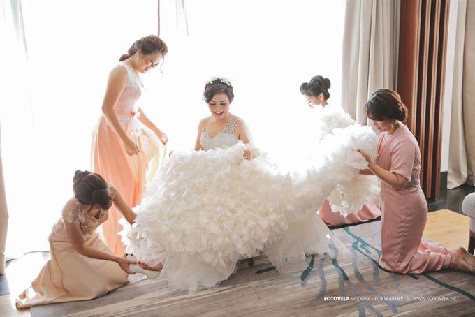 Fendy & Jeany Wedding by fotovela wedding portraiture - 011