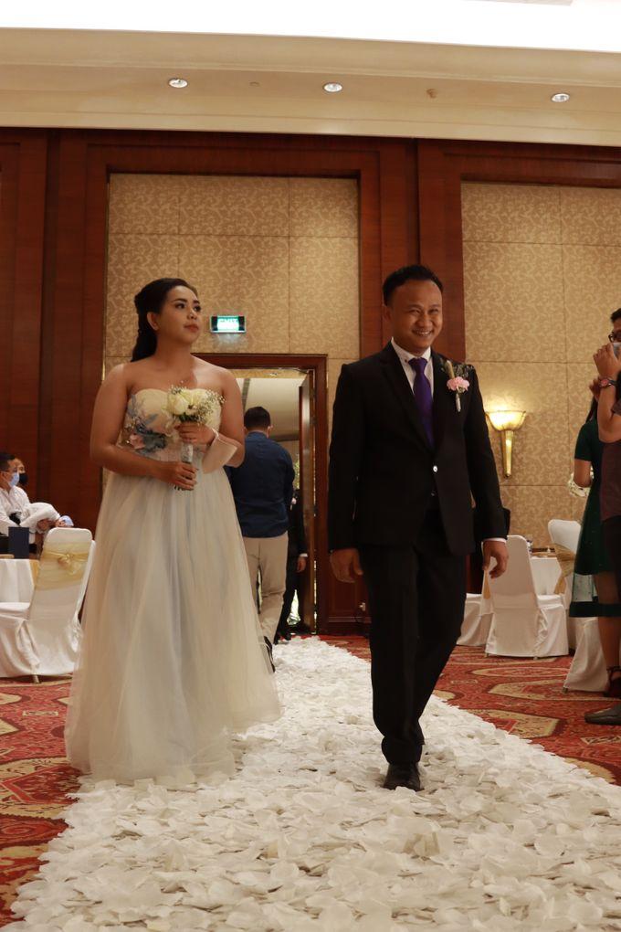 Entertainment Jazz Wedding JW Marriott Jakarta - Double V Entertainment by EIFFEL CAKE - 024