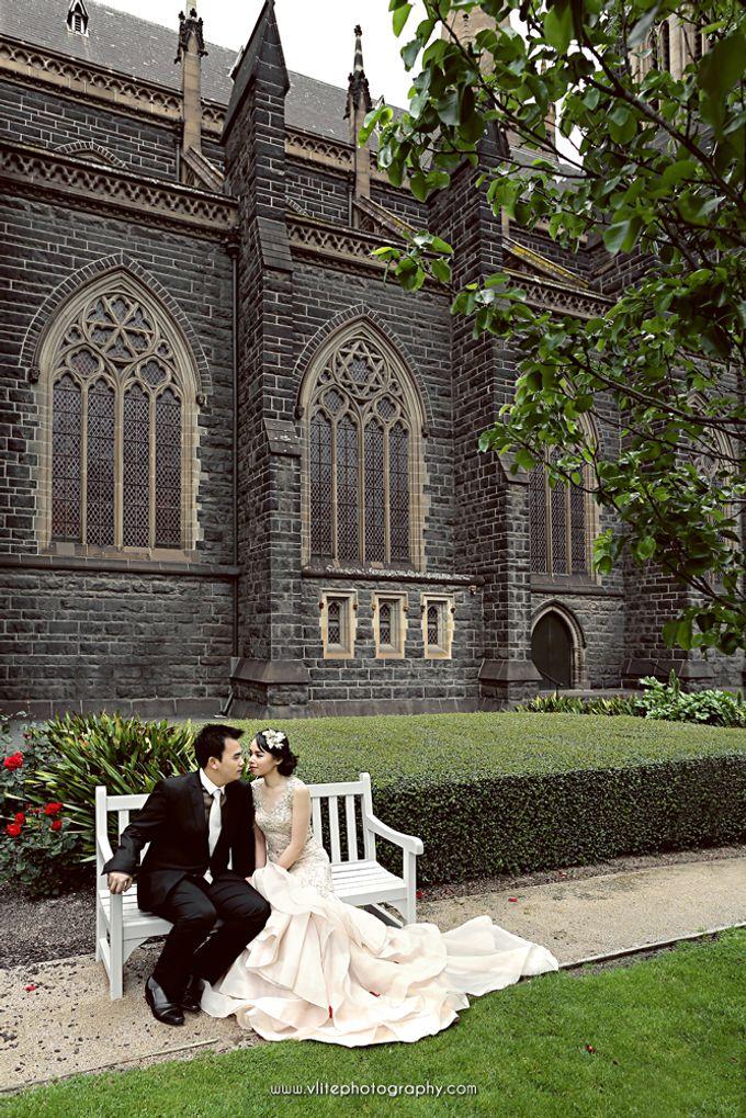 David & Fransisca by V-lite Photography - 005