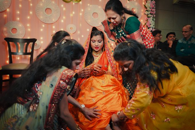 Sweety X Gaurav by Wedding By Cine Making - 018