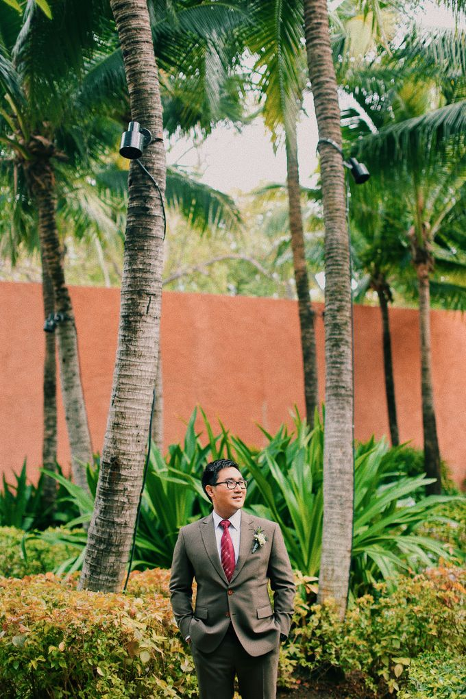 Mixed Culture Wedding Ever at huahin Thailand by Kanvela - 016