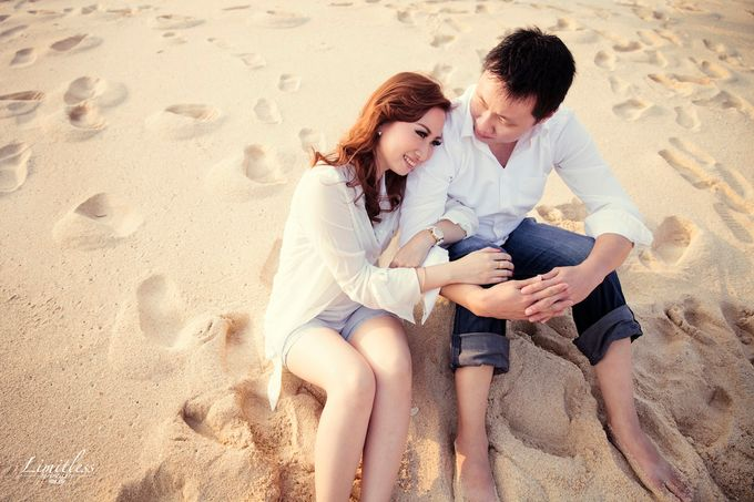HENDY AND AMEL ENGAGEMENT PHOTOSHOOT by limitless portraiture - 017