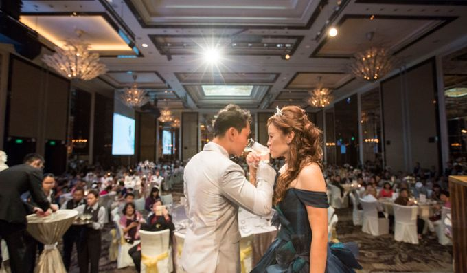 St Regis Singapore Wedding 2 by Ray Gan Photography - 021