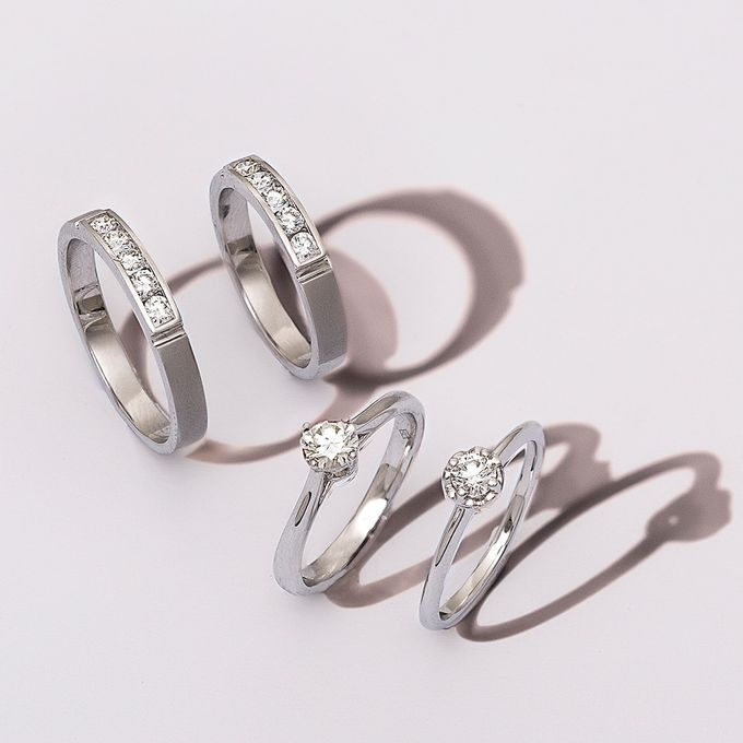 Wedding Ring Collection by THE PALACE Jeweler - 015