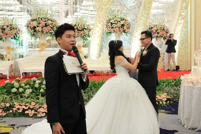 Mc Wedding Menara mandiri  Plaza Bapindo Jakarta - Anthony Stevven by IKK Wedding Planner - 006