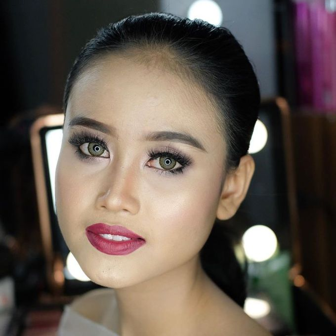 Glamour Makeup by Shally Makeup - 001