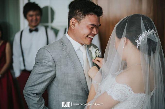 Oky  Cindy Wedding Day by RYM.Photography - 024