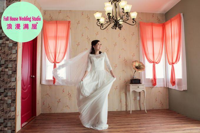 Pre-Wedding  Vincent & Samantha by Full House Wedding Studio - 023