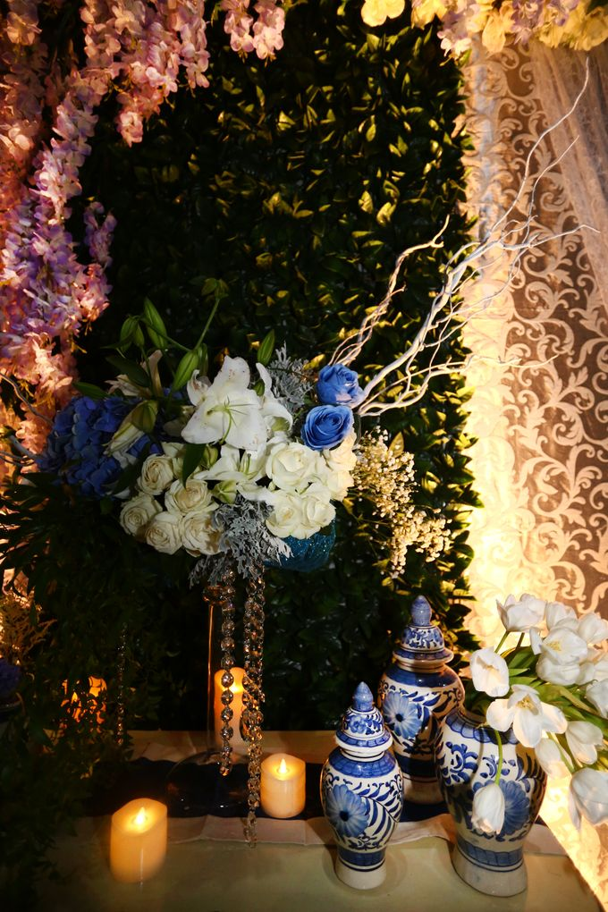 BLUE-WHITE-CHINOISERIE by Yulika Florist & Decor - 004