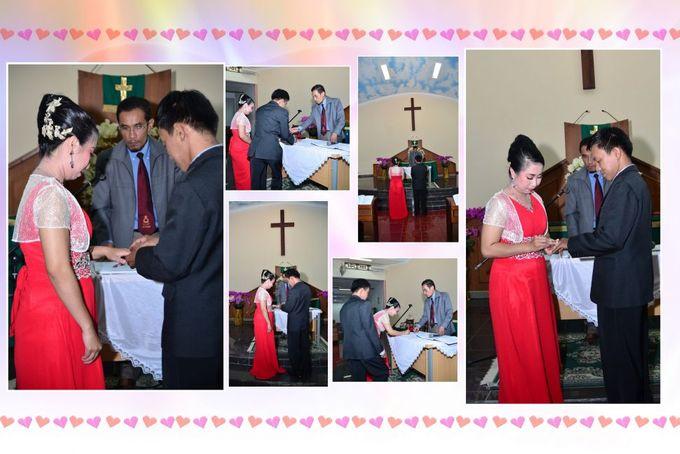 Batak Wedding by PotRET Studio Foto - 004