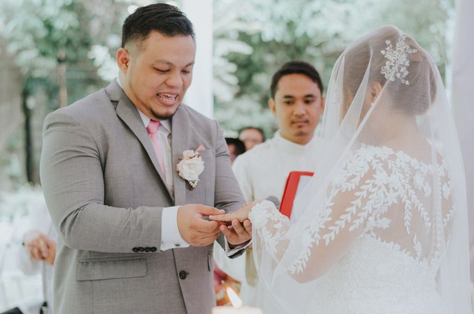Vince and Rhosiel Wedding by Fiat Lux Productions - 031