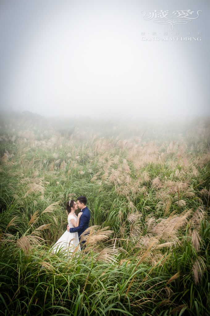 Uniquely Taiwan by Cang Ai Wedding - 015