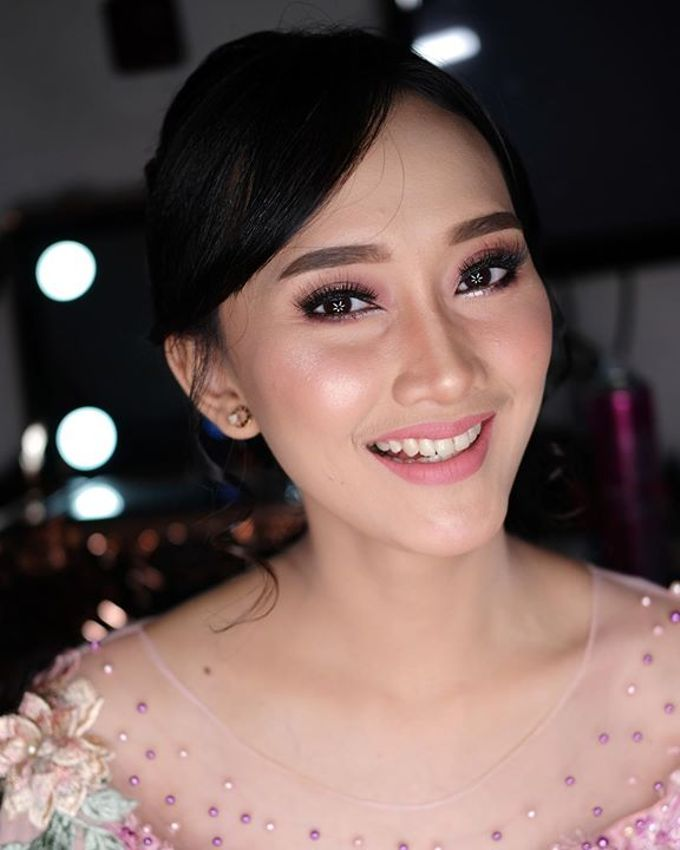Party Makeup by Shally Makeup - 006