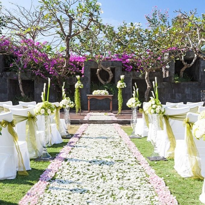 Flowers Decoration by The St Regis Bali Resort - 003