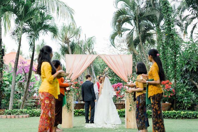 Selina & James by Astagina Resort Villa & Spa Bali - 003
