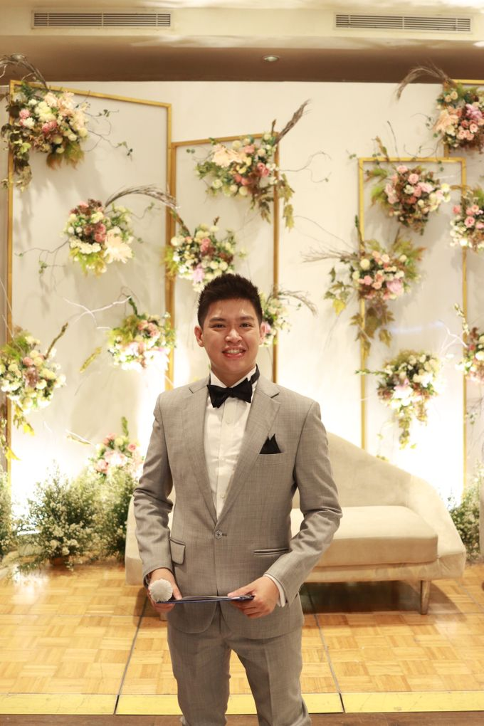 MC Intimate Wedding Glass House Ritz Carlton Pacific Place  - Anthony Stevven by Anthony Stevven - 007