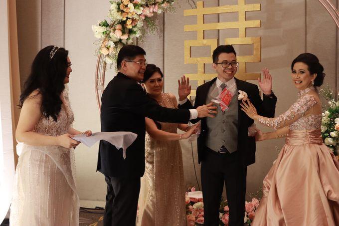 MC Wedding Intimate Double Tree Jakarta by Anthony Stevven by Anthony Stevven - 011