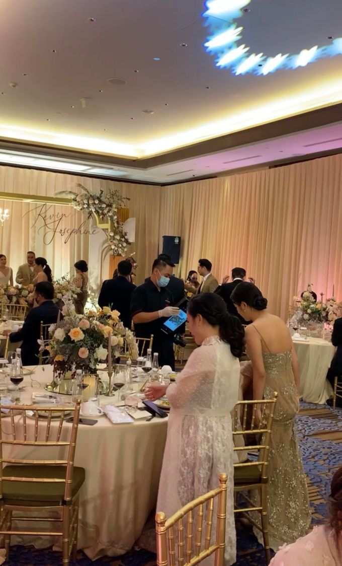 MC Wedding Intimate at Jade Room Fairmont Hotel Jakarta by Anthony Stevven by Anthony Stevven - 002