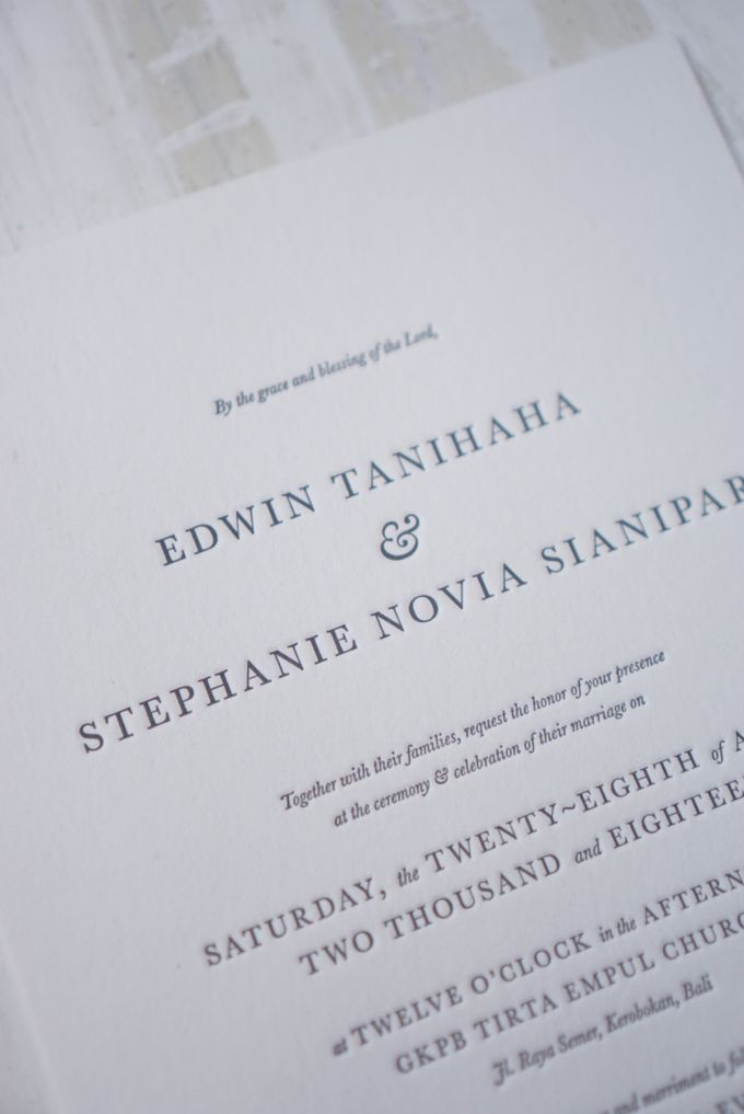 Edwin & Stephanie by The Fine Press - 004