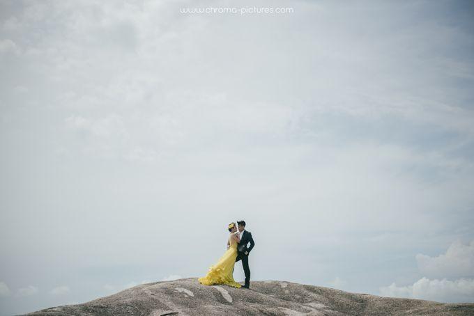 Herman & Vian Prewedding by Chroma Pictures - 009
