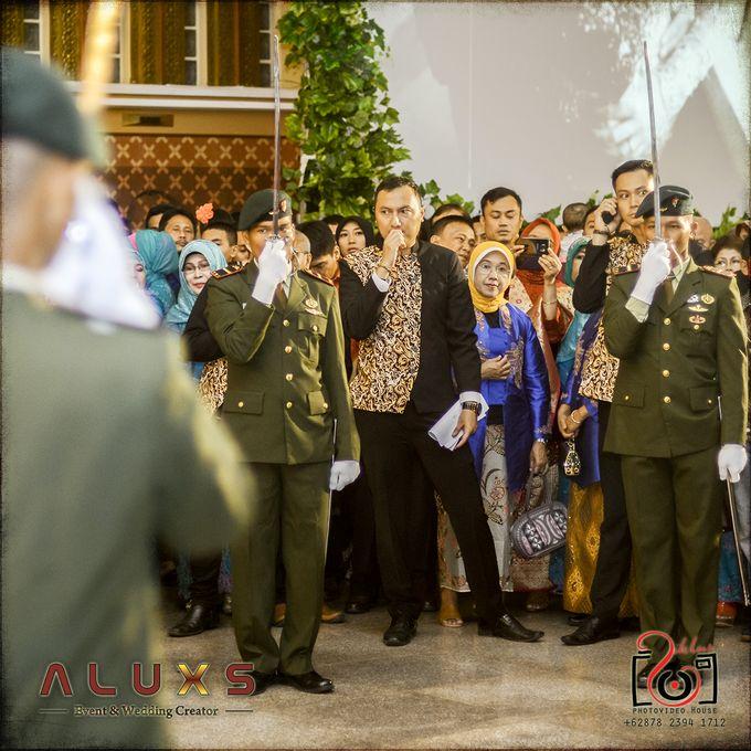 Adat Jawa & Prosesi Pedang Pora by Alux's Event & Wedding Creator - 015