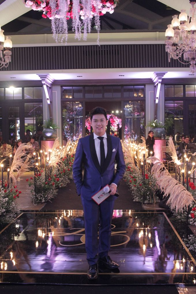 MC Wedding Intimate Suasana Restaurant Jakarta - Anthony Stevven by Anthony Stevven - 008
