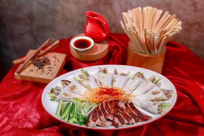 Chinese New Year Menu by The NJONJA, Gourmet Catering - 001