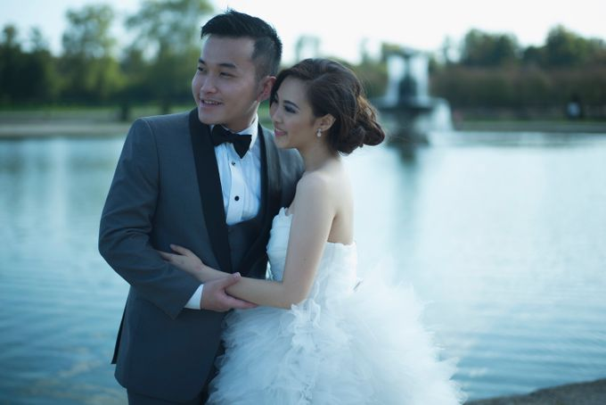 Prewedding Suit by Wong Hang Distinguished Tailor - 001