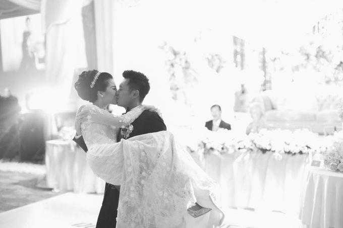 Tomas & Asti Jakarta Wedding by Ian Vins - 046