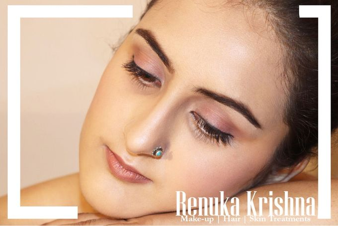 Makeup by Renuka Krishna - 025
