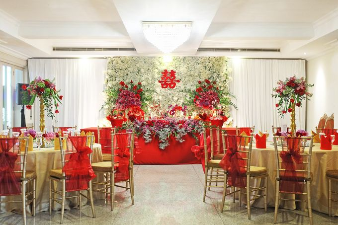 Red & Gold by Royal Design Indonesia - 002