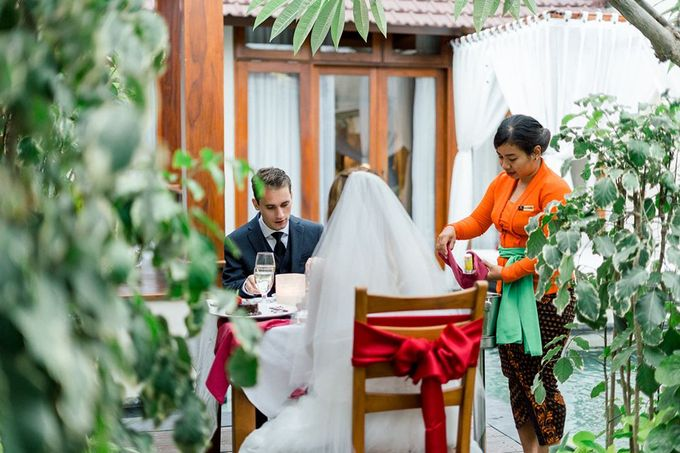 Selina & James by Astagina Resort Villa & Spa Bali - 034