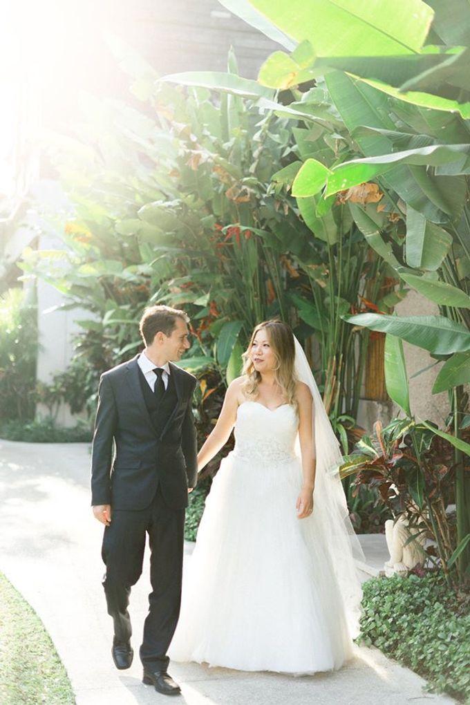 Selina & James by Astagina Resort Villa & Spa Bali - 026