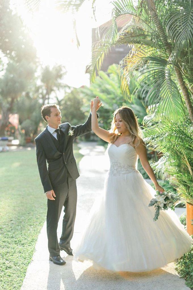 Selina & James by Astagina Resort Villa & Spa Bali - 028
