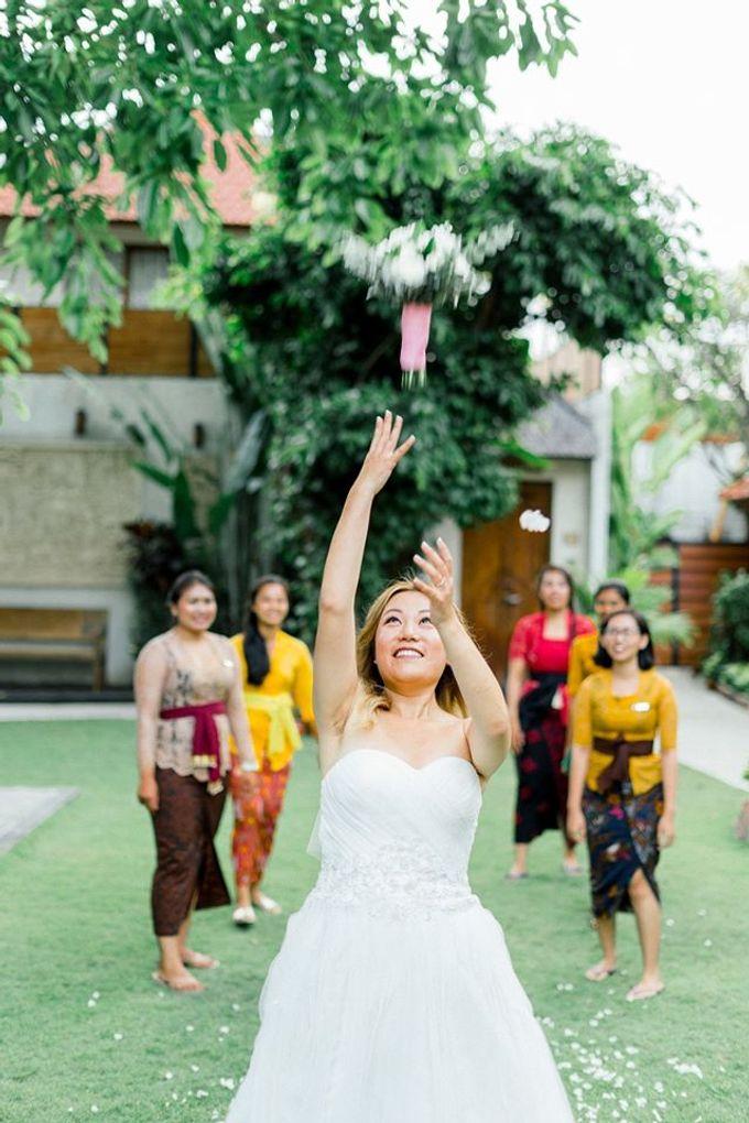 Selina & James by Astagina Resort Villa & Spa Bali - 018