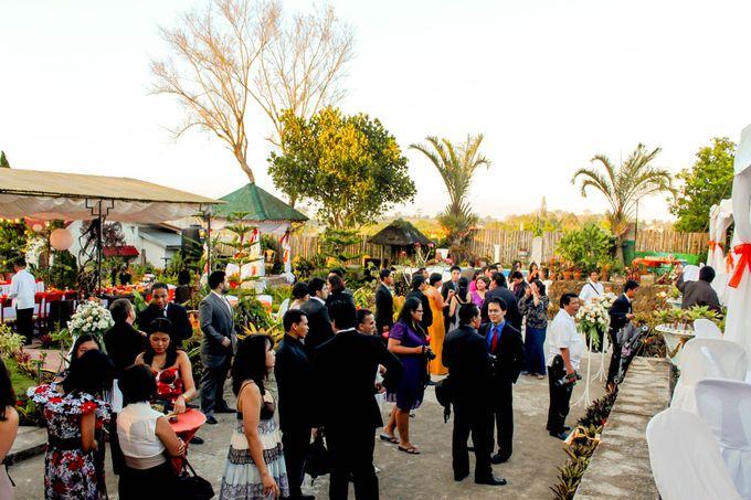 Beautiful Outdoor Garden Wedding by Casa De Carlo - 004