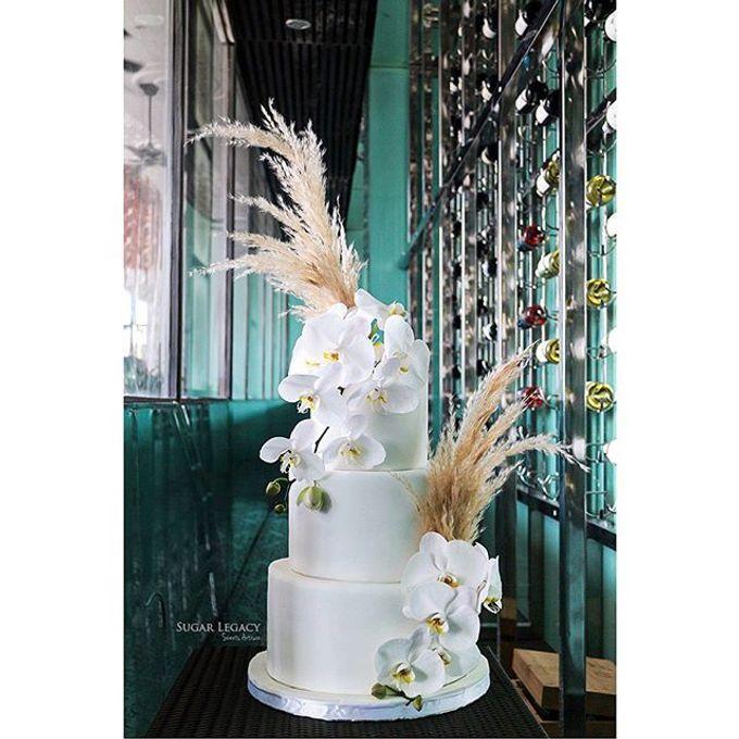 Wedding cake 3 by sugar legacy - 002
