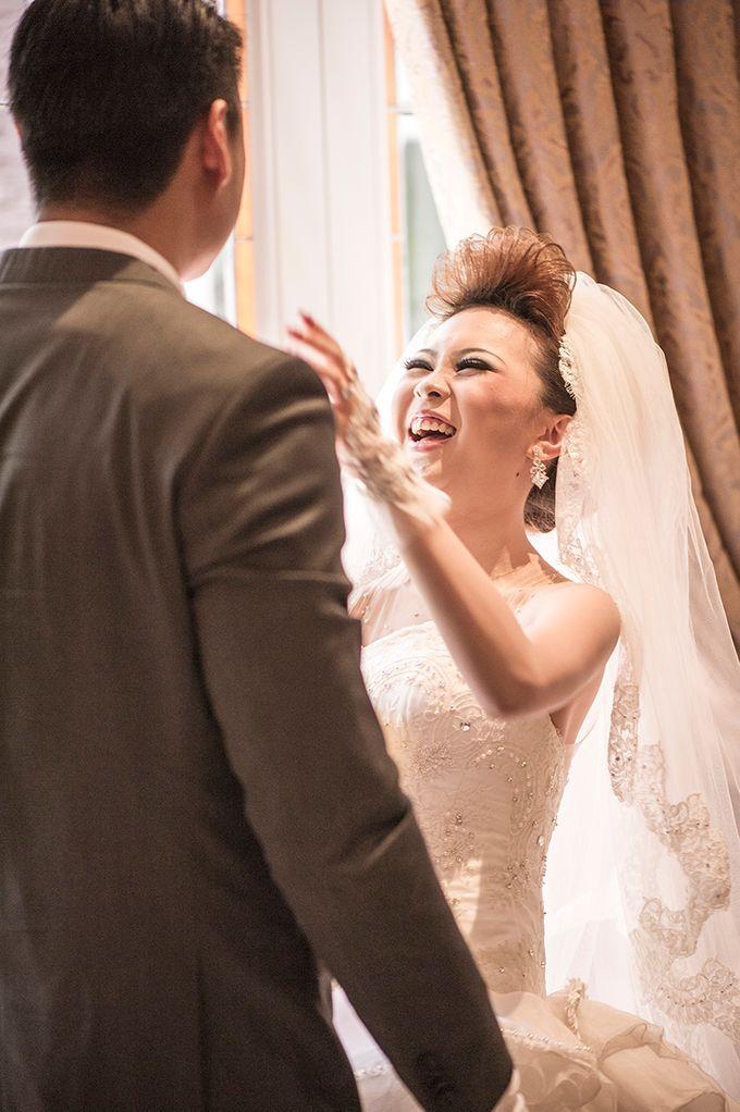 Wedding of Indrajaya & Maria by All Occasions Wedding Planner - 007