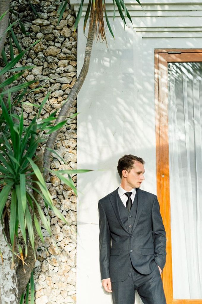 Selina & James by Astagina Resort Villa & Spa Bali - 031