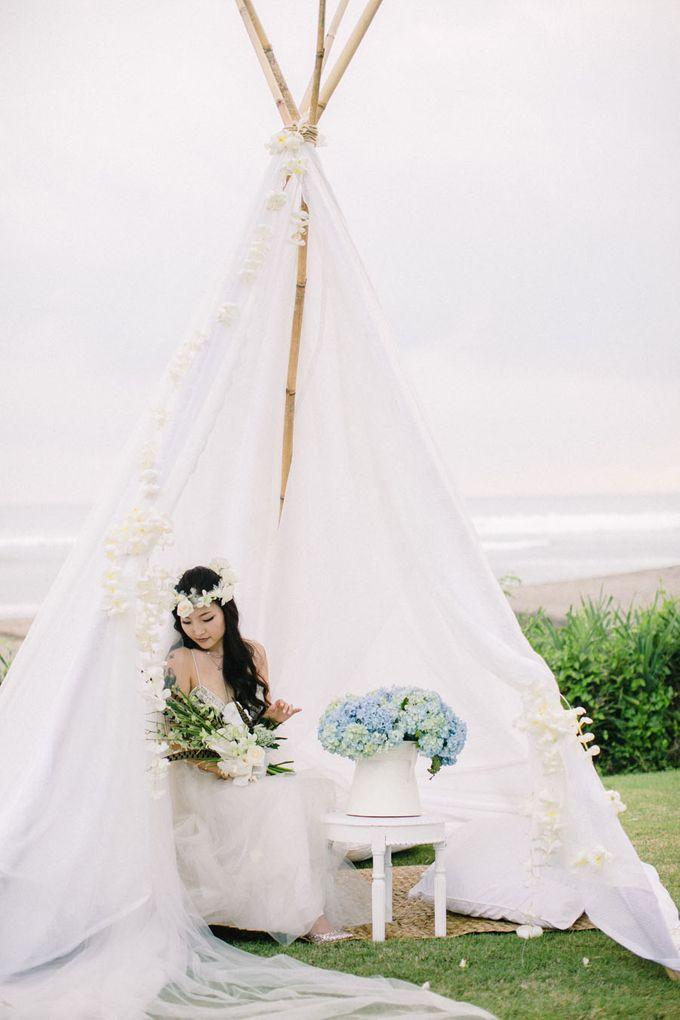 Catch Your Dreams Boho Wedding by Hari Indah Wedding Planning & Design - 020