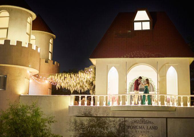 Korea Pre-Wedding Photoshoot - Studio 29 by Willcy Wedding by Willcy Wedding - Korea Pre Wedding - 046